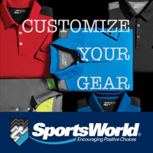 Customize You Gear - SportsWorld image