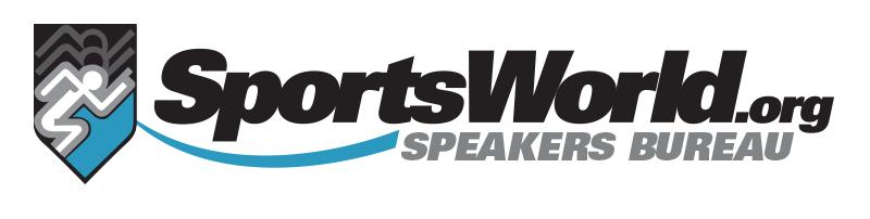 Speakers Bureau Logo Image